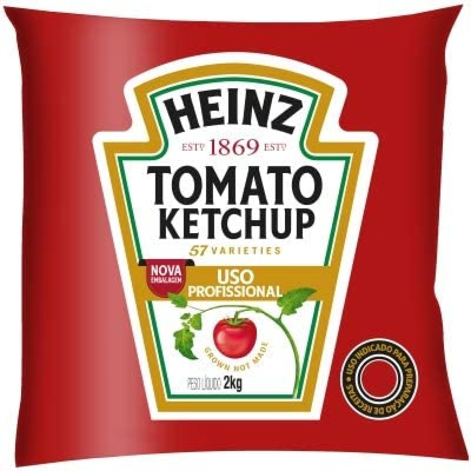 Ketchup Heinz 2kg