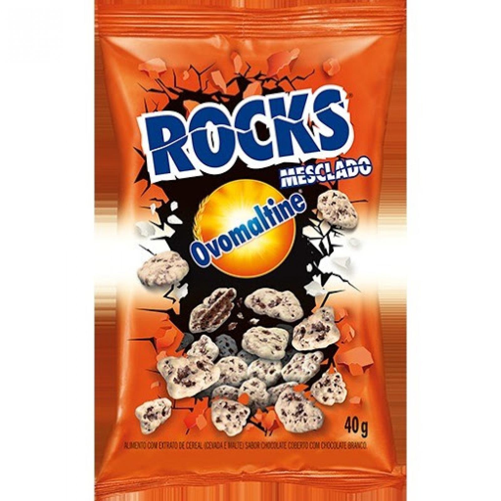 Rocks Mesclado 40g