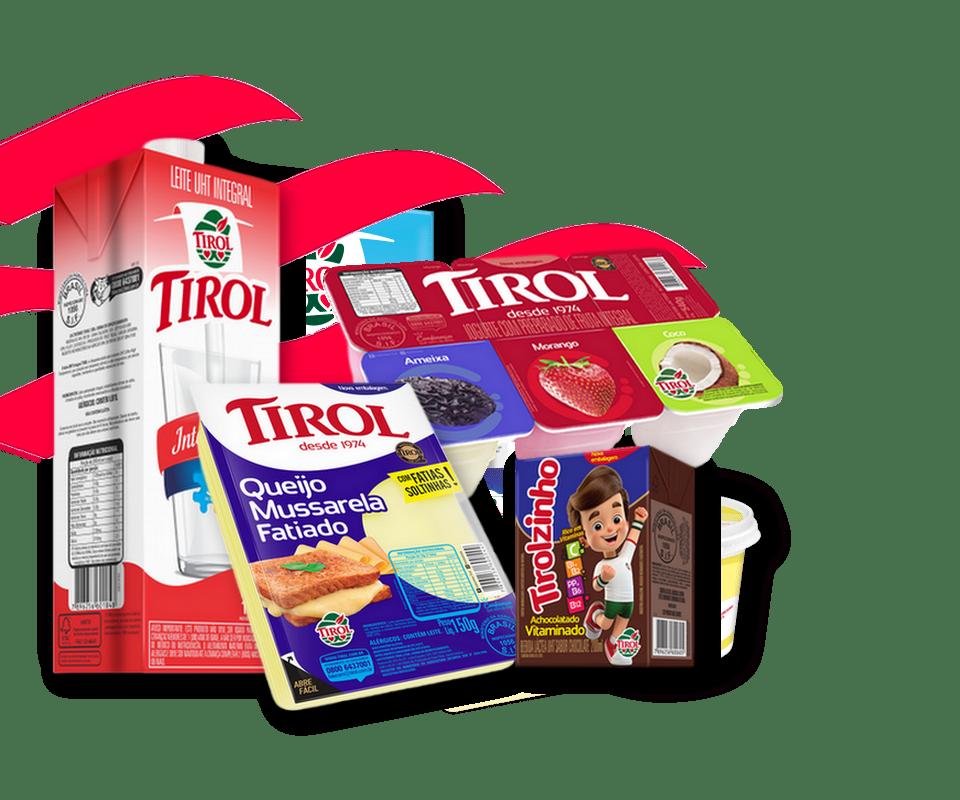 Tirol - Confiança que vem do Leite