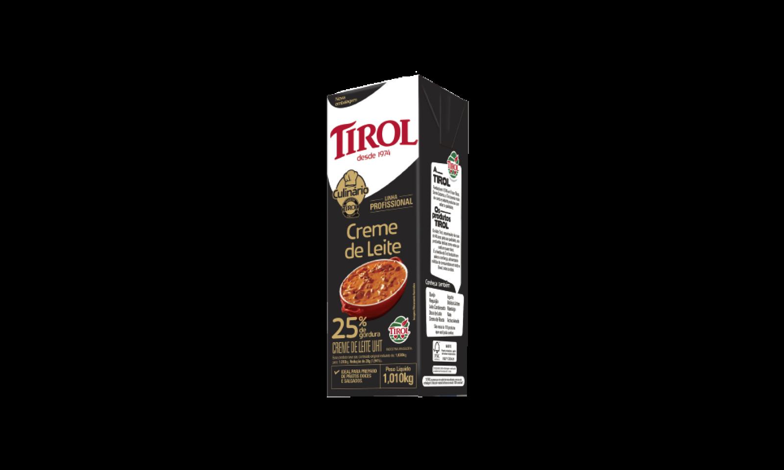 Creme Leite UHT 25%gord. 1,10kg