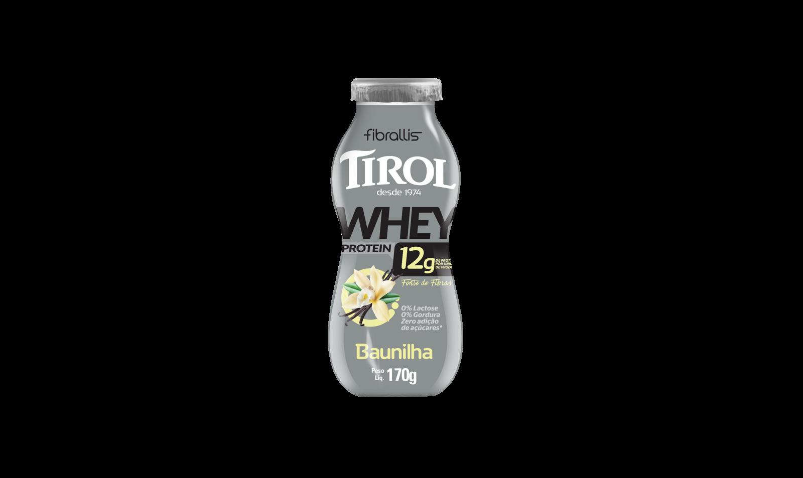 Iogurte Alta Proteína Baunilha 170g