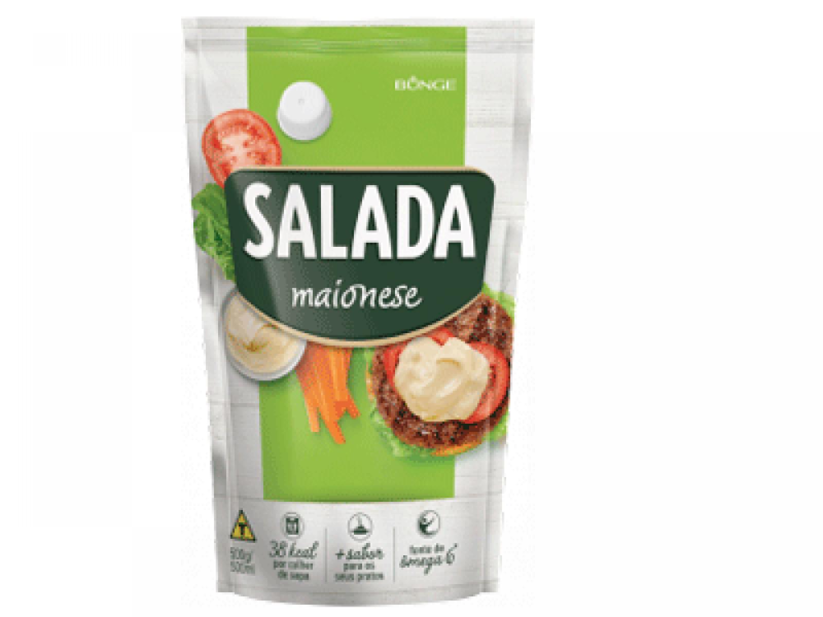 Maionese Salada Sache 200g