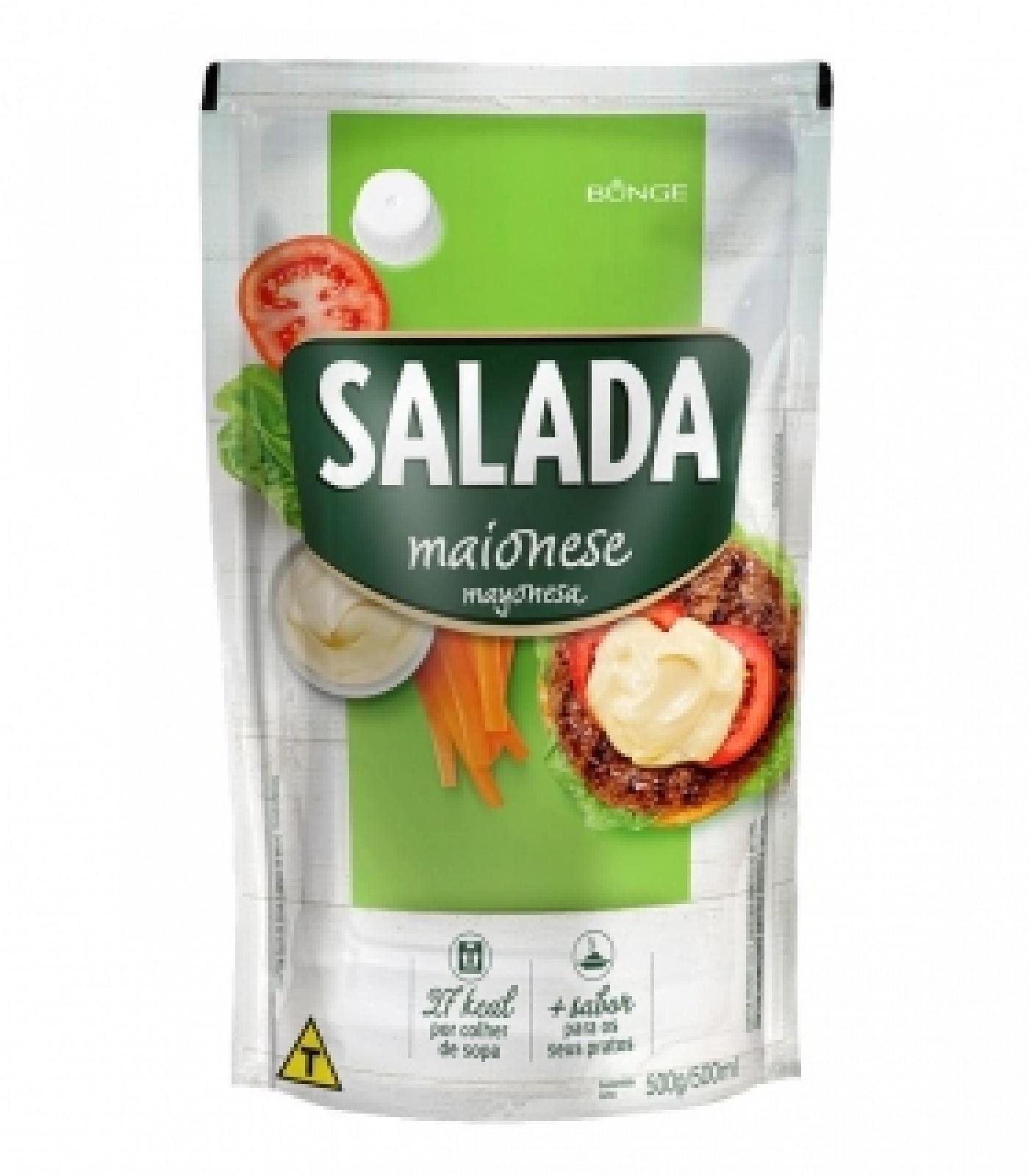 Maionese Salada Sache 500g