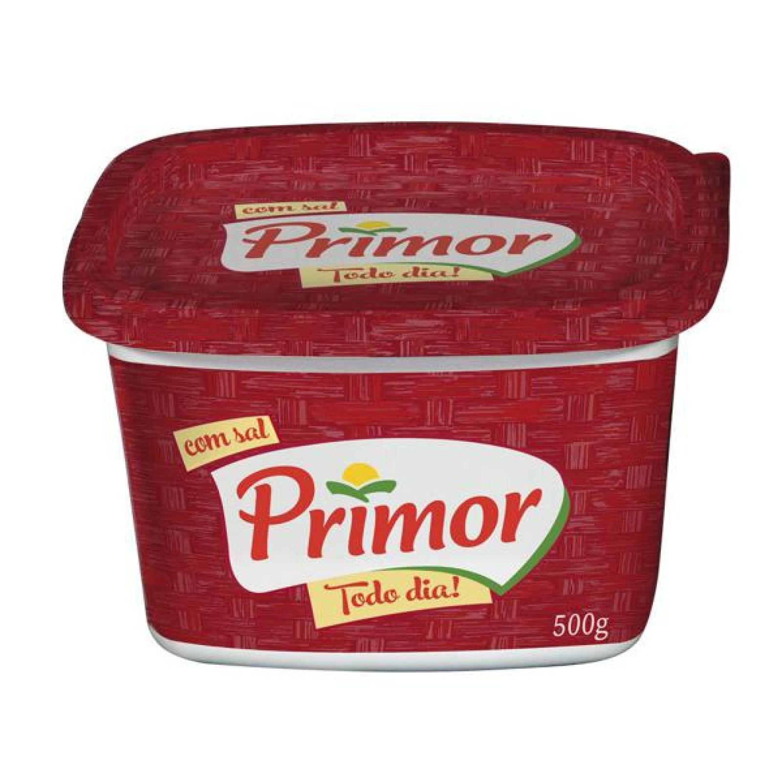 Margarina Primor Crem. 500g