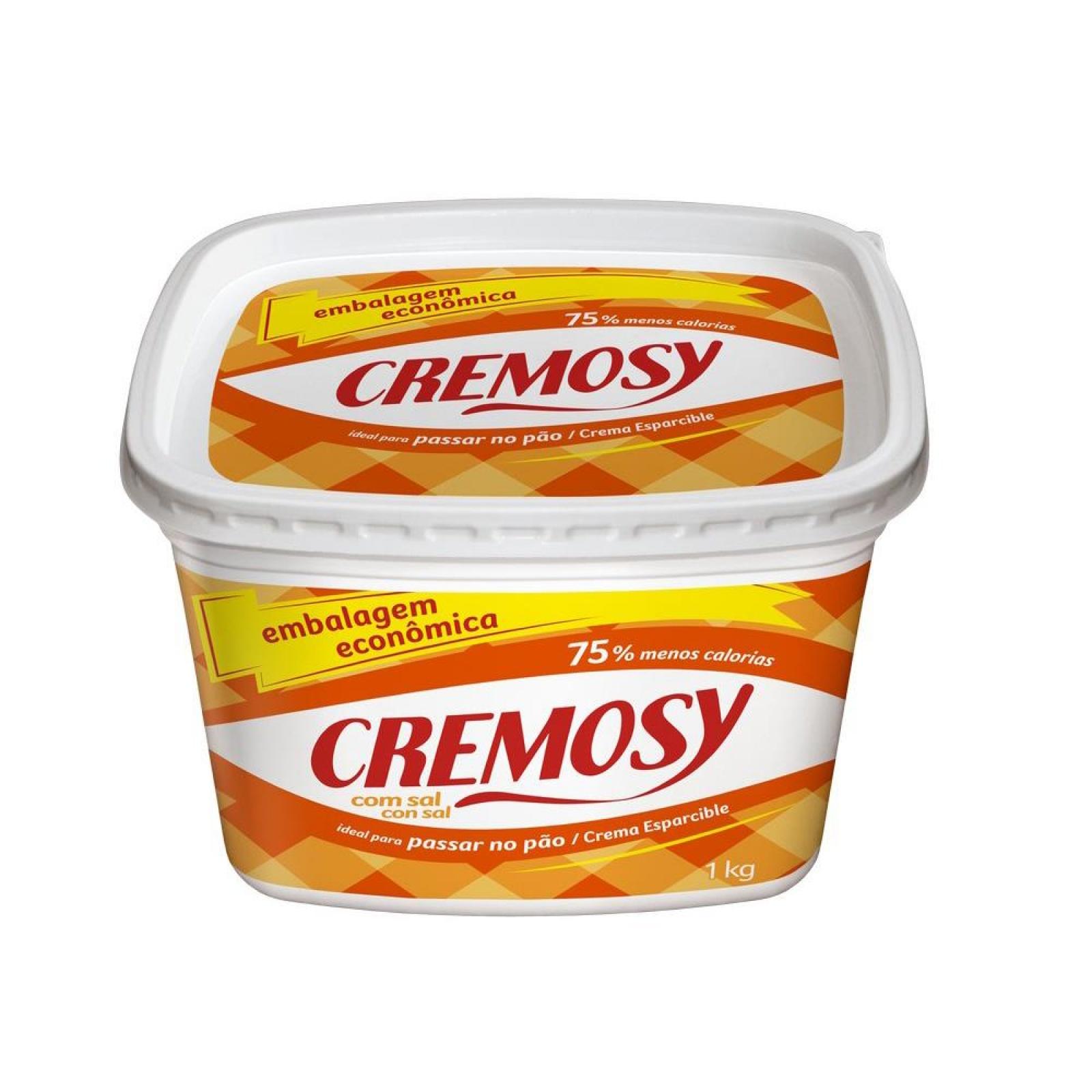 Creme Vegetal Soya Cremosy 1kg
