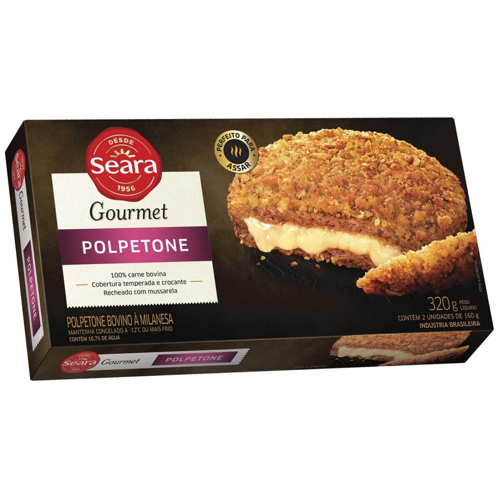 Polpetone Gourmet 360g