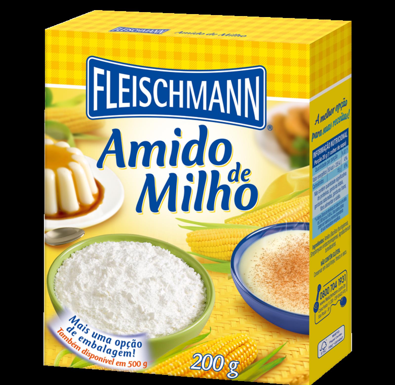 Amído de Milho 200g
