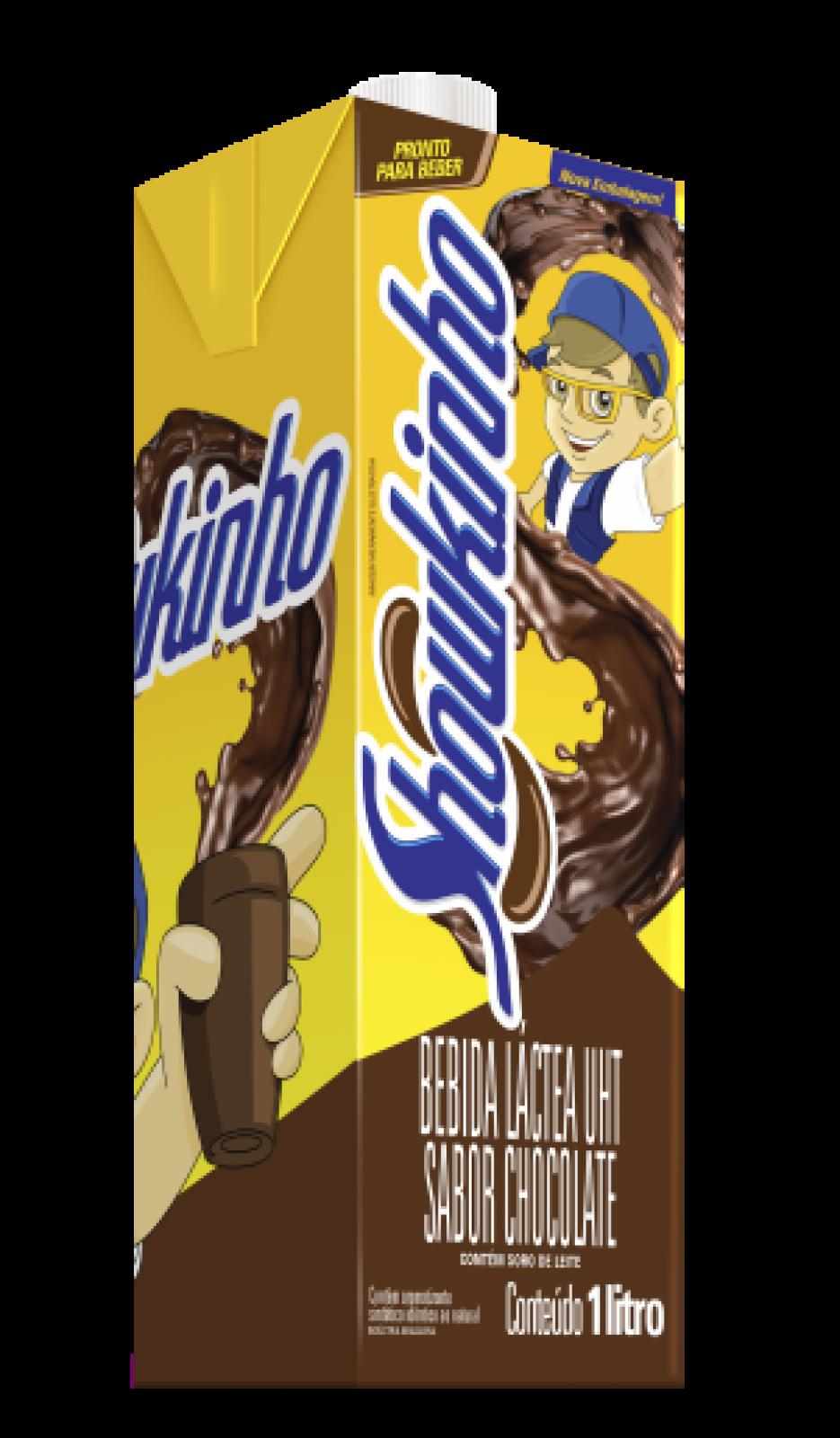 Bebida Láctea Chocolate Showkinho 1L