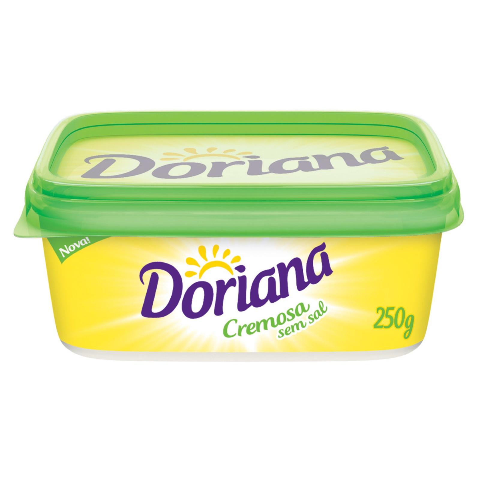 Margarina Doriana S/sal 250g