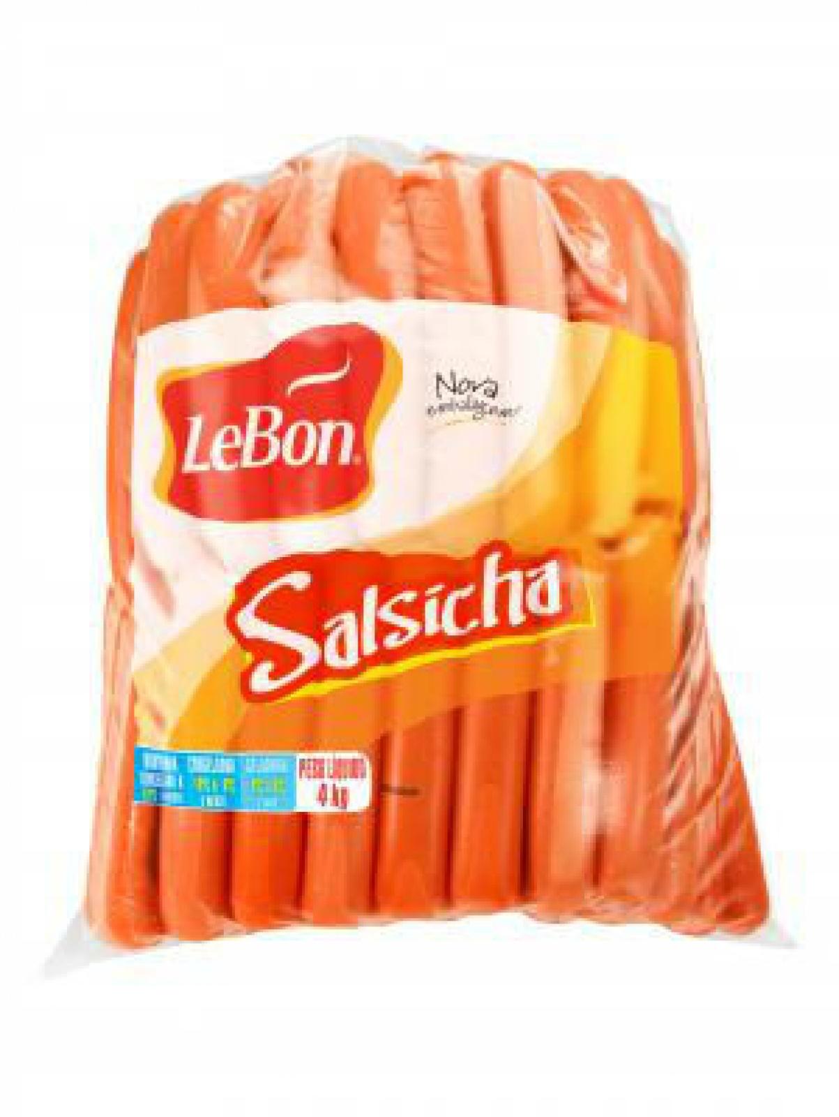 Salsicha Cong. C/corante 4kg