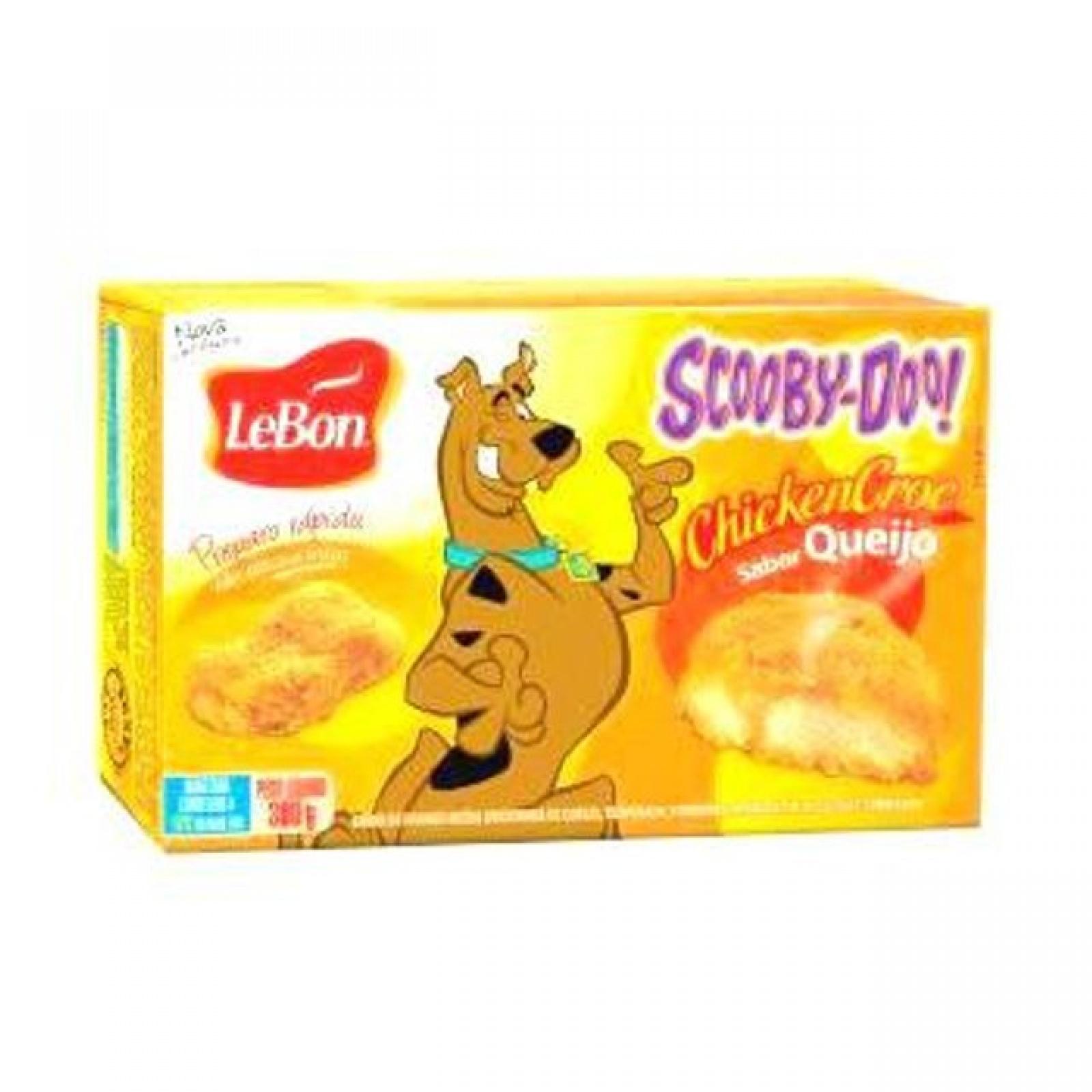 Chicken Queijo Scooby Doo 300g