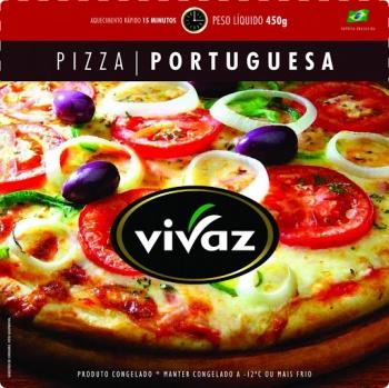 Pizza Portuguesa 450g