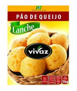 Pão de Queijo Lanche 1kg