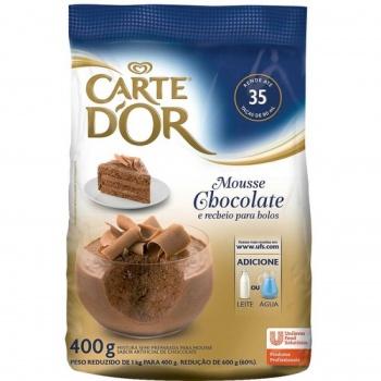 Carte Dor Mousse choc. 400g