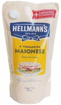 Hellmanns Maionese 1kg