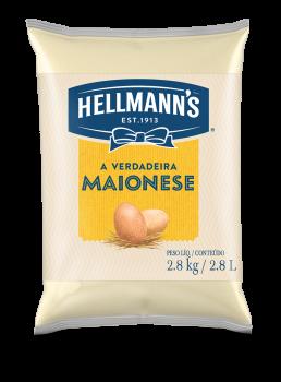 Hellmanns Maionese 2,80kg