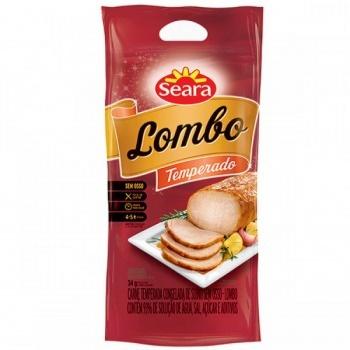 Lombo Temperado cong.
