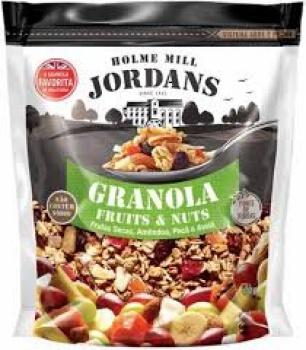 Granola Fruits & Nuts 400g