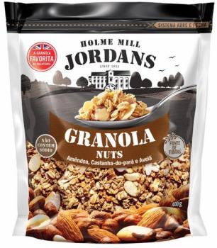 Granola Nuts 400g