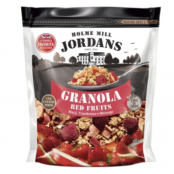 Granola Red Fruits 400g