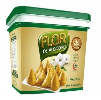 Òleo Algodão-Flor alg. 16,3LT