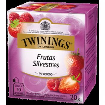 Chá Misto Frutas Silvestres 20g