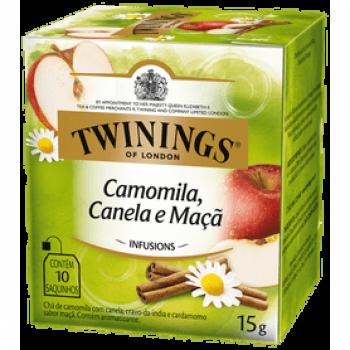 Chá Misto Maracujá+Canela+Camomila 10g