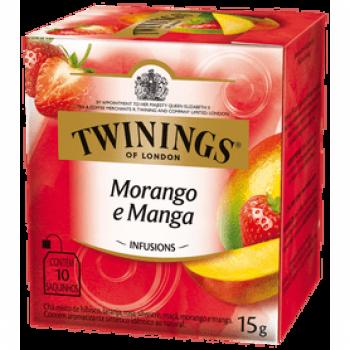Chá Misto Morango+Manga 10g