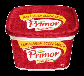Margarina Primor Crem. 1kg