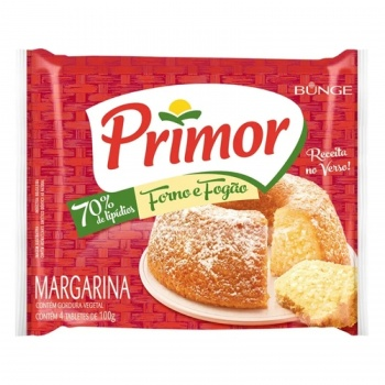 Margarina Primor F&F 400g