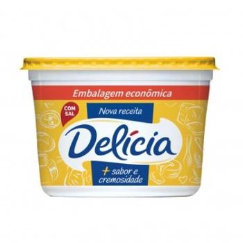 Margarina Delícia c/s 1kg