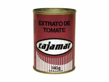 Cajamar Extrato de Tomate 140g