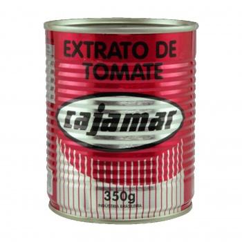 Cajamar Extrato de Tomate 350g