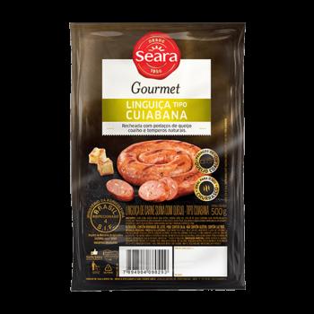 Linguiça Cuiabana Gourmet 500g