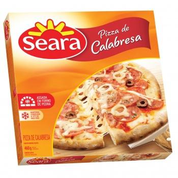 Pizza de Calabresa 460g