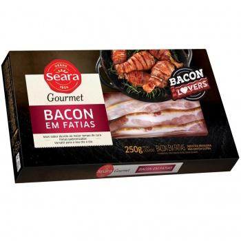 Bacon em Fatias 250g