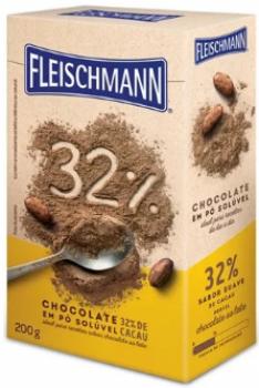 Chocolate em Pó 32% Cacau 200g