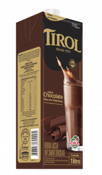 Bebida Chocolate Tirol 1L