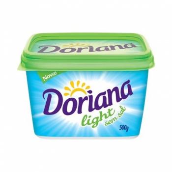 Margarina Doriana Light S/sal 500g