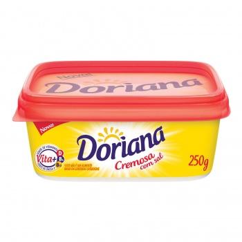 Margarina Doriana C/sal 250g