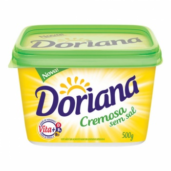 Margarina Doriana S/sal 500g