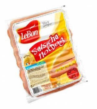 Salsicha Hot Dog 450g